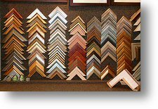 Frame Moulding Selection